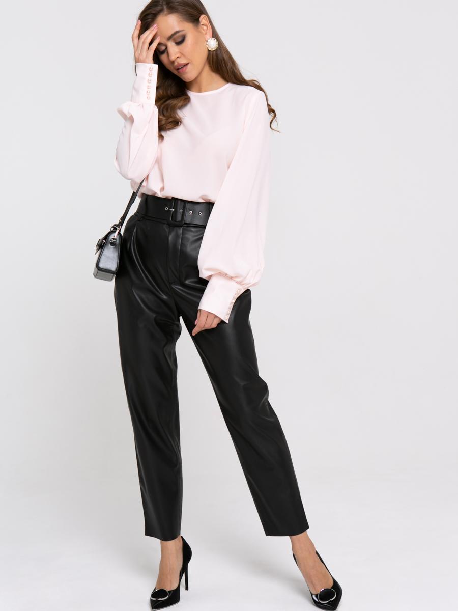 Блузка Z334 цвет: св.розовый