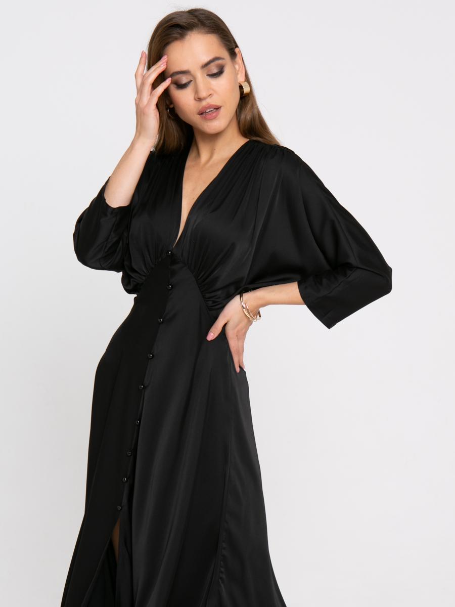 Платье Z426 цвет: черный
