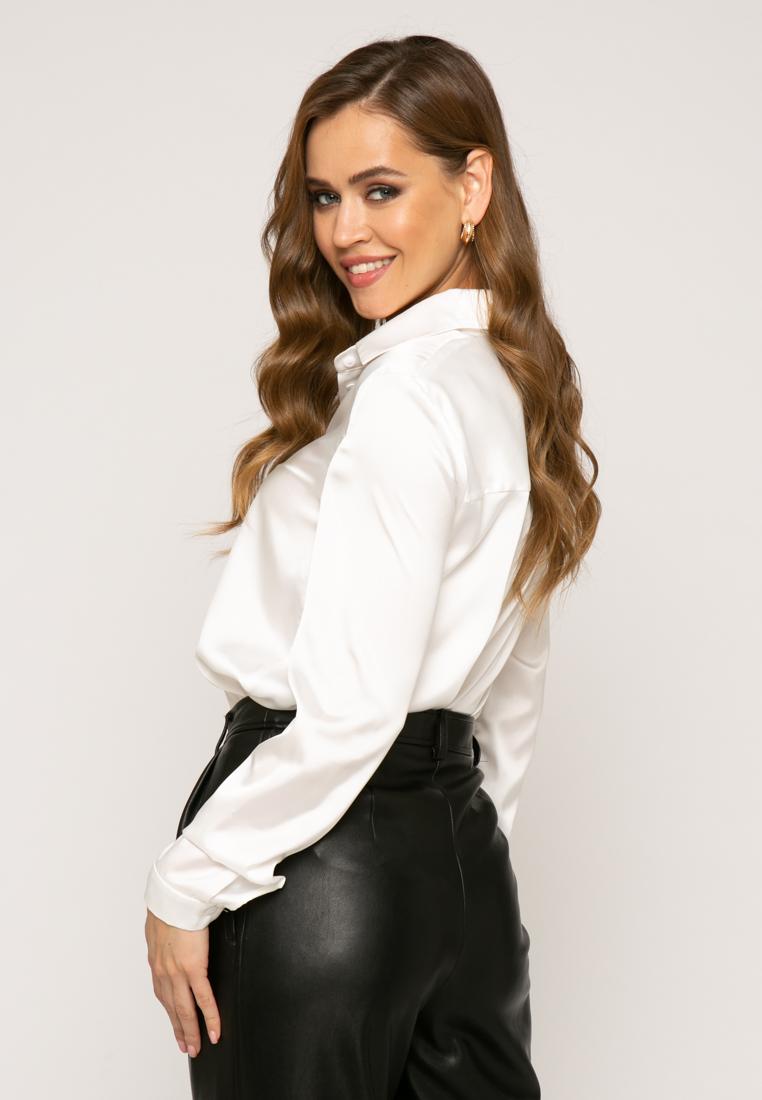Блузка V362 цвет молочный
