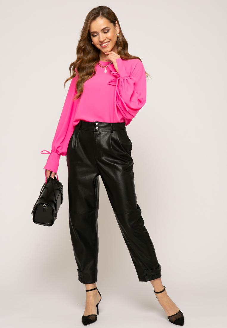 Блузка V376 цвет фуксия