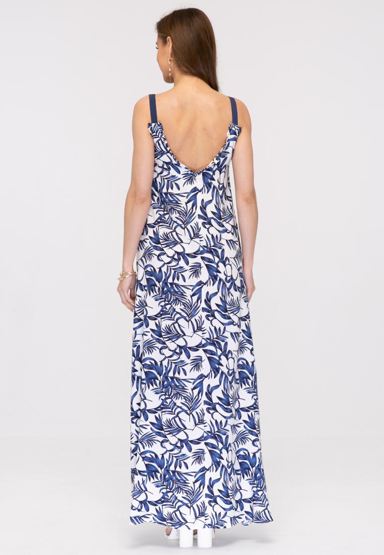 Платье L388 цвет белый