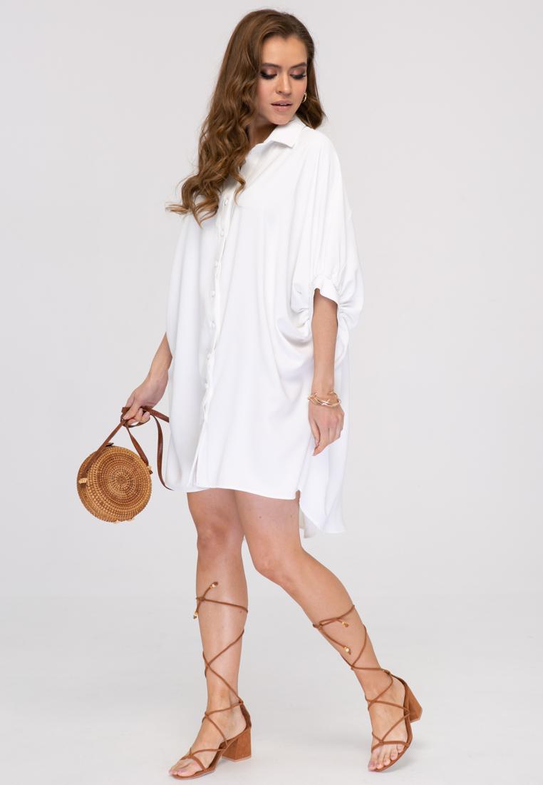 Блузка L393 цвет белый