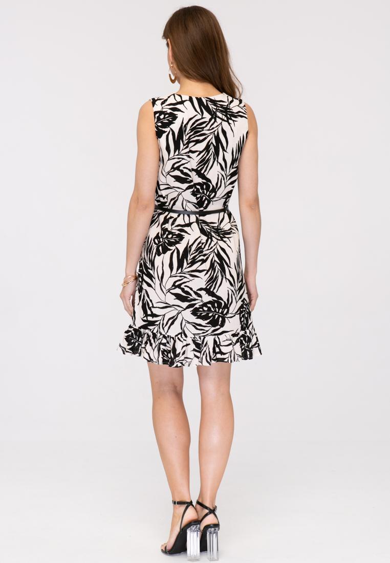 Платье L396 цвет молочный