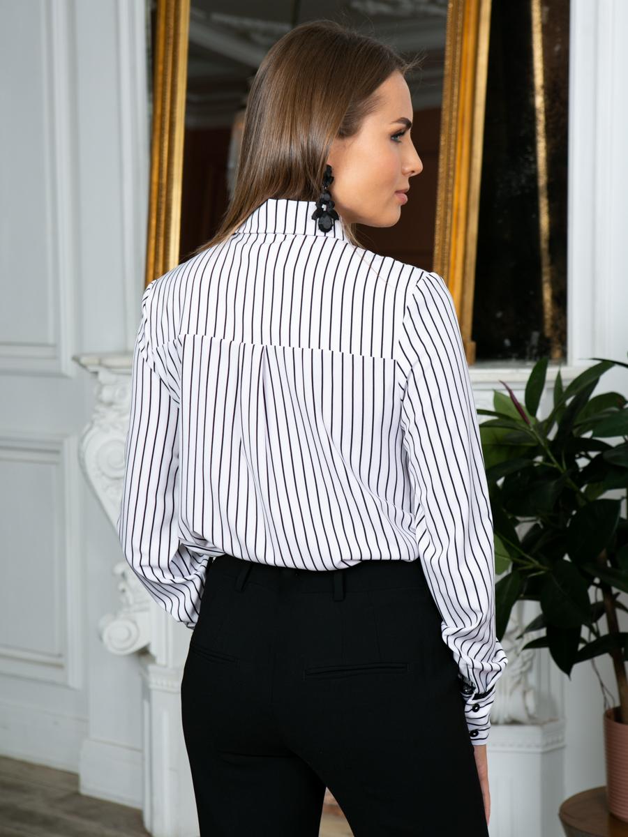 Блузка A303 цвет молочный