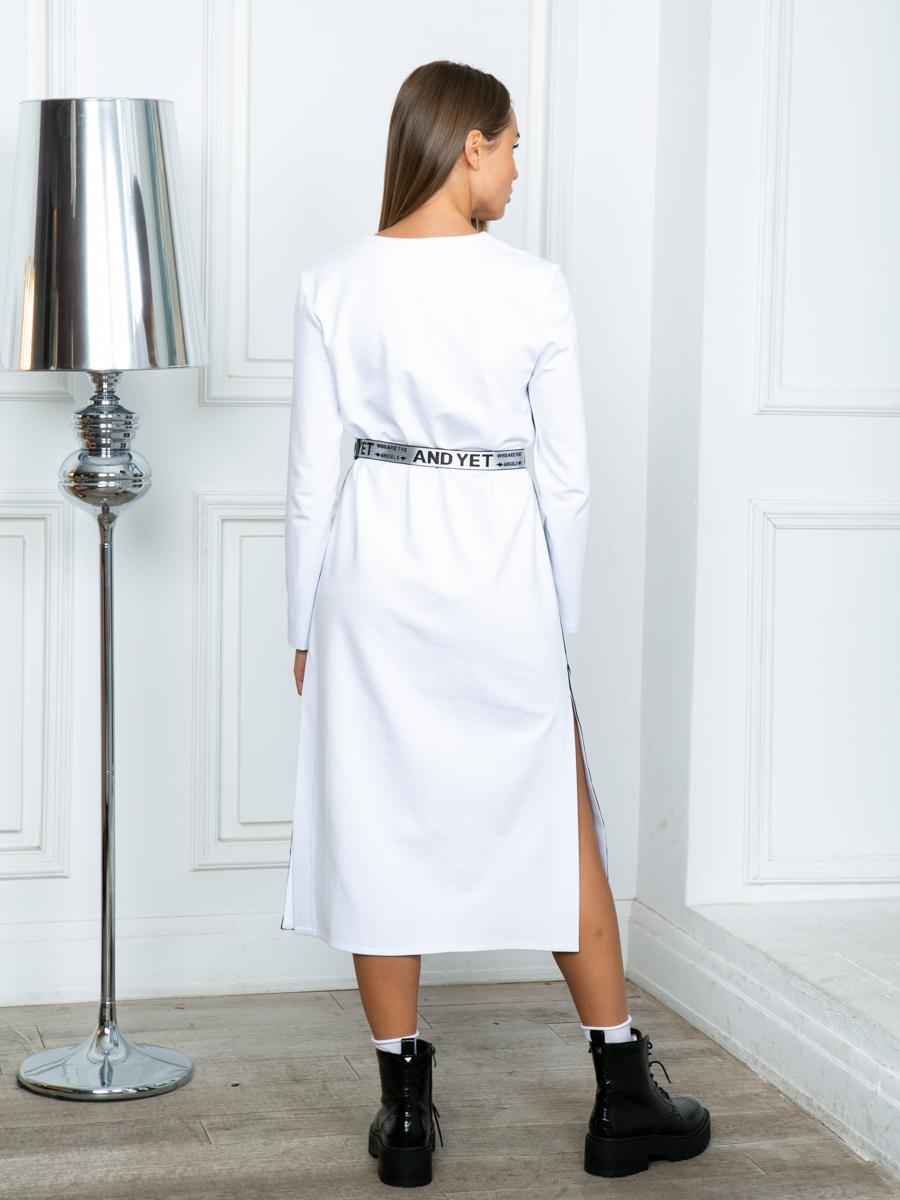 Платье A331 цвет молочный