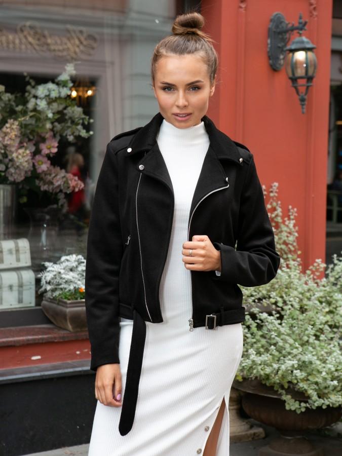 Куртка A329 цвет черный
