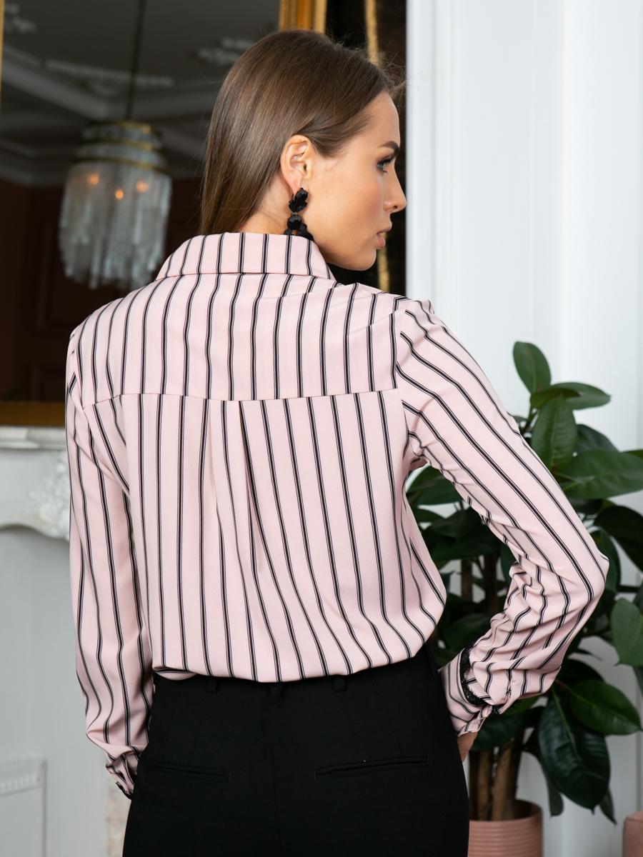 Блузка A303 цвет розовый