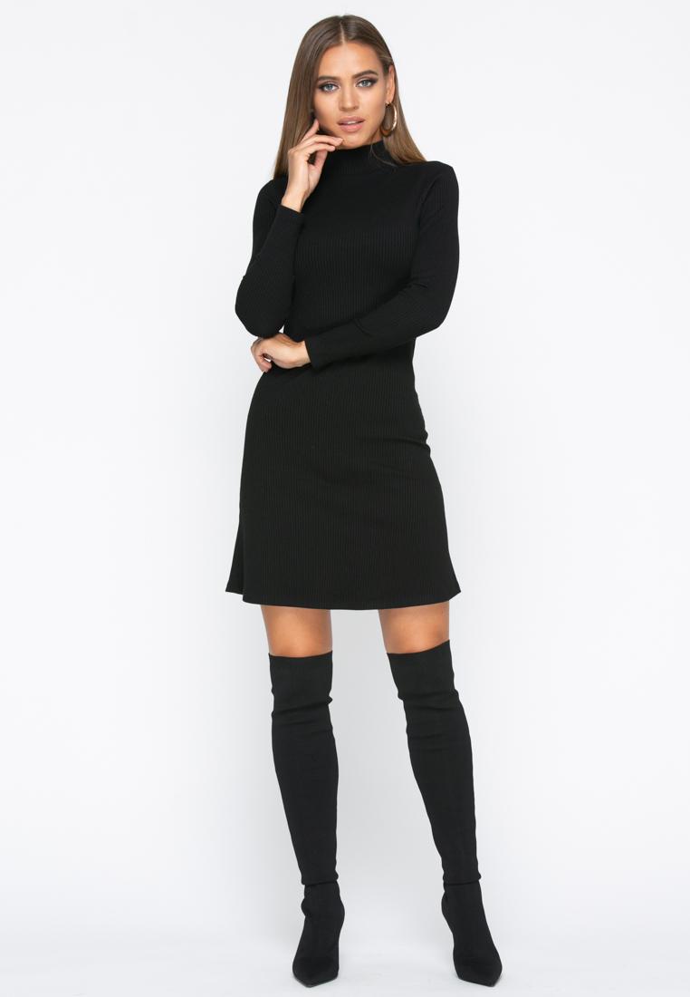 Платье А234 цвет черный