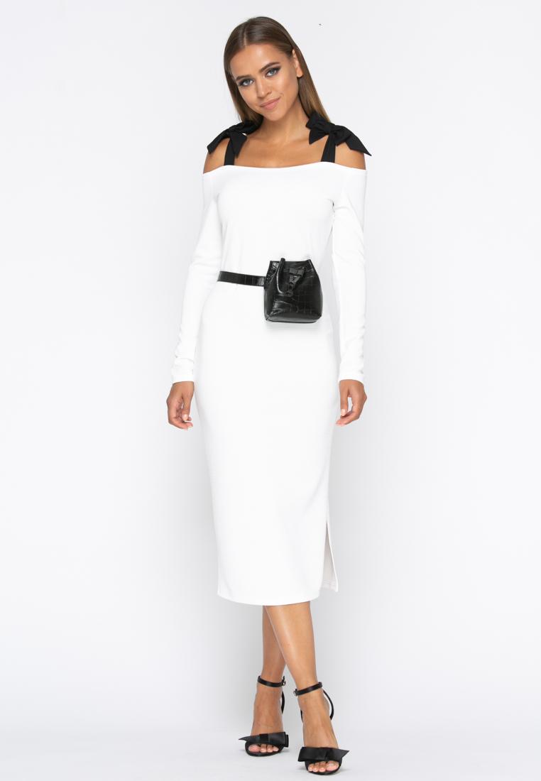 Платье А228 цвет белый
