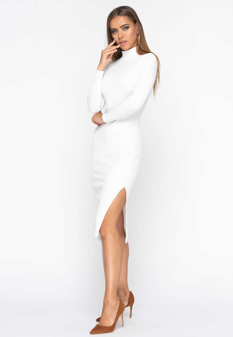 Платье А233 цвет белый