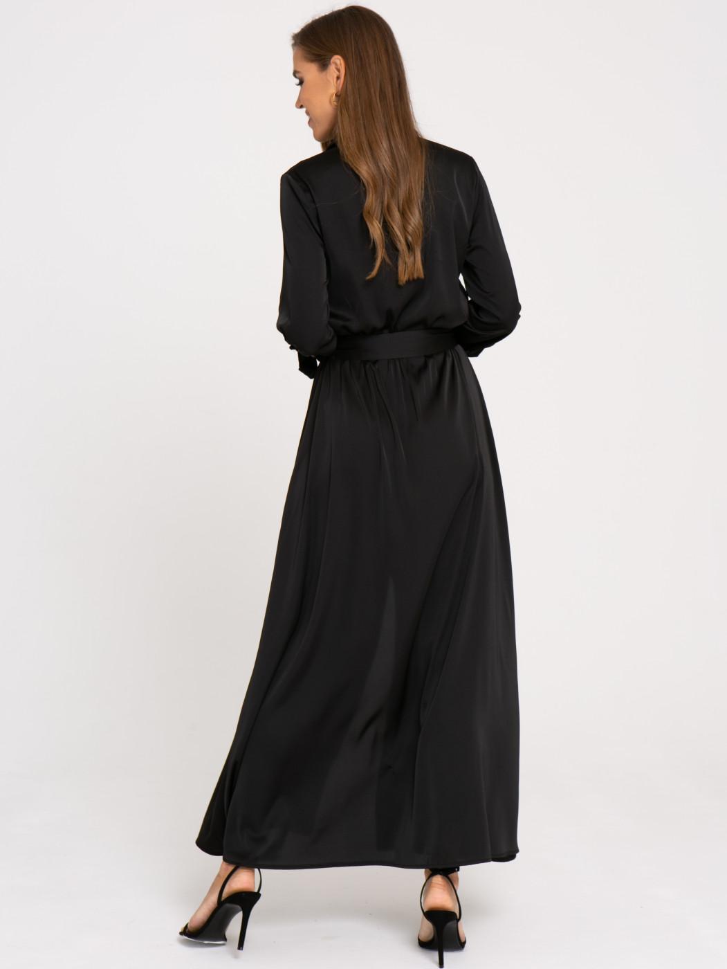 Платье А404 цвет: черный