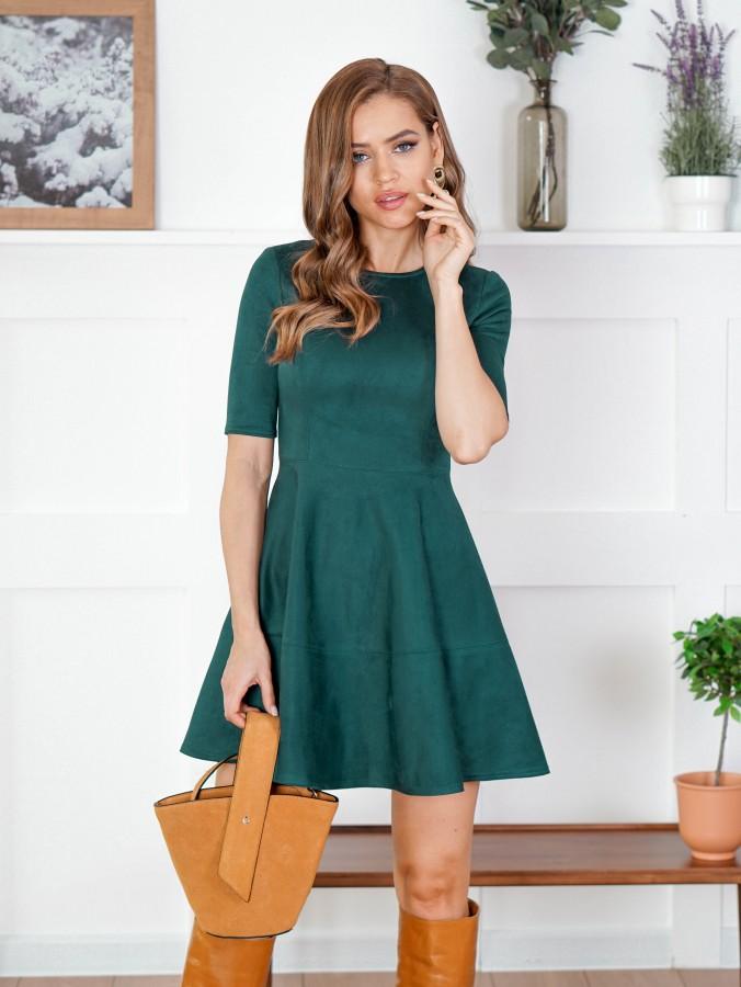 Платье Z339 цвет зеленый