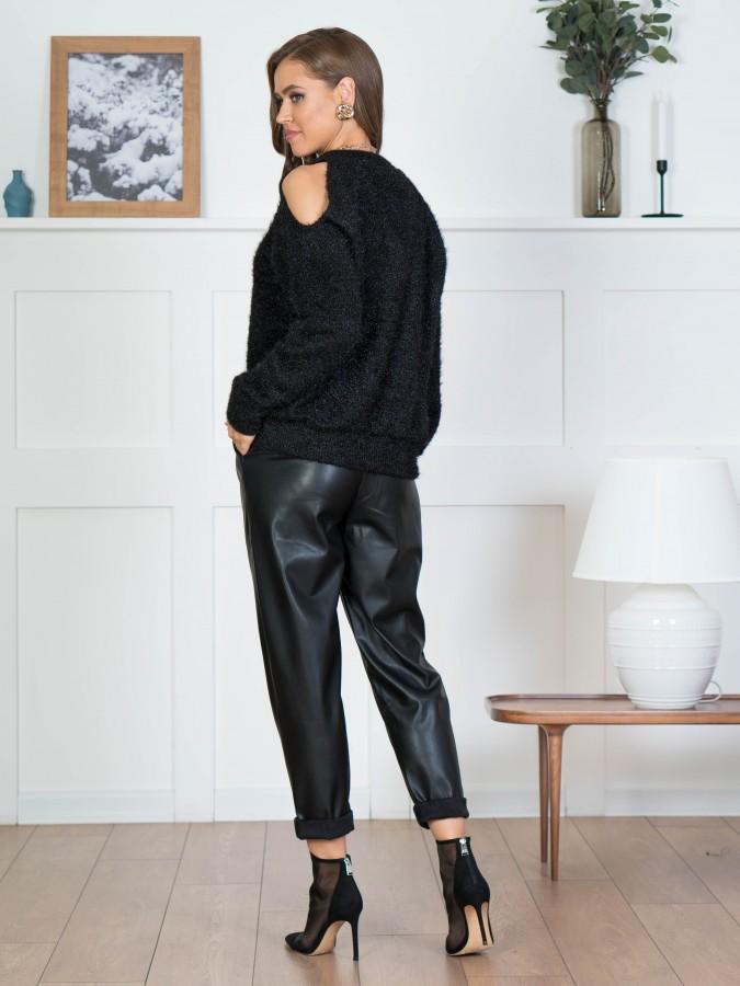 Свитер Z336 цвет черный
